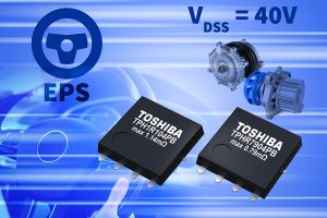 Toshiba adds to auto 40V n-channel mosfets