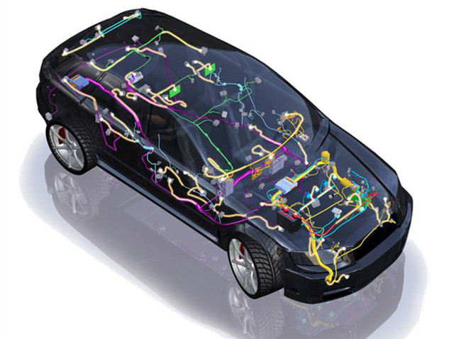 Full throttle for automotive infotainment SoC market